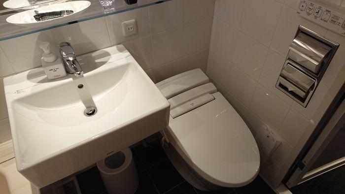 ホテルフォルツァ長崎 バスルーム