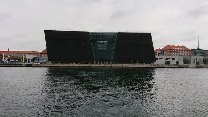 デンマーク王立図書館 ブラックダイヤモンド