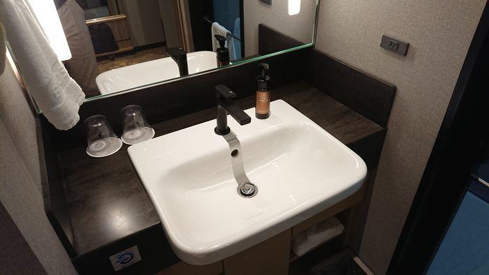 THE BLOSSOM HAKATA Premier バスルーム