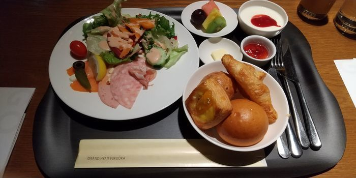 グランドハイアット福岡 朝食