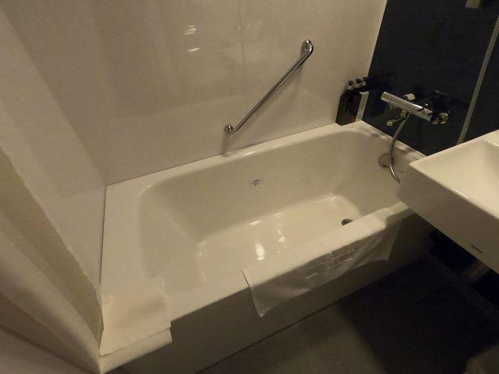 三井ガーデンホテル福岡中州 バスルーム
