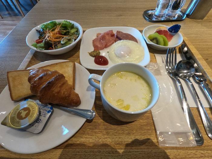 GOTO TSUBAKI HOTEL 朝食