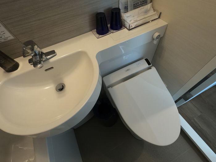GOTO TSUBAKI HOTEL バスルーム