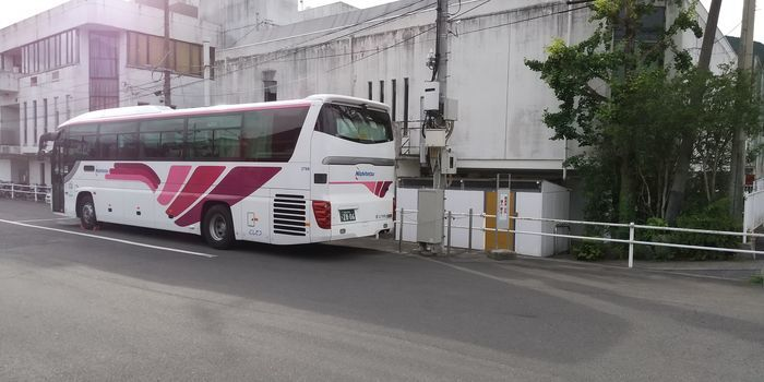 西鉄バス ゆふいん号 ガーラ