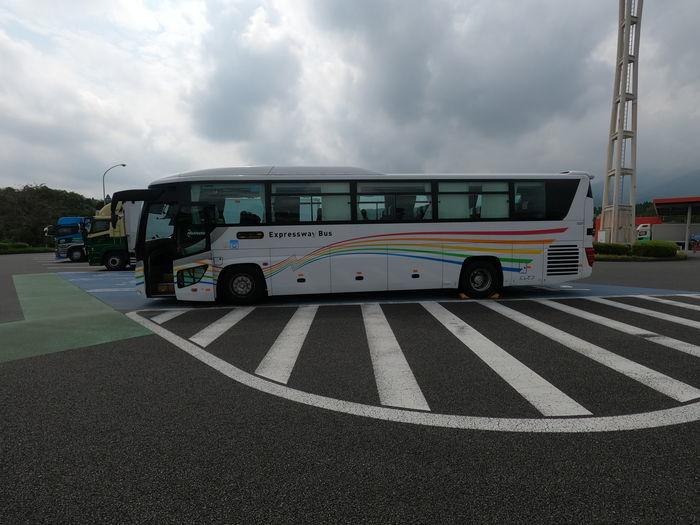 西鉄バス フェニックス号 ガーラ