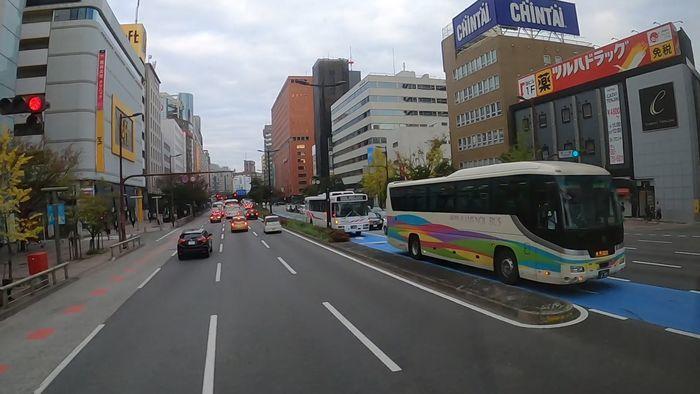 西鉄バス ごかせ号