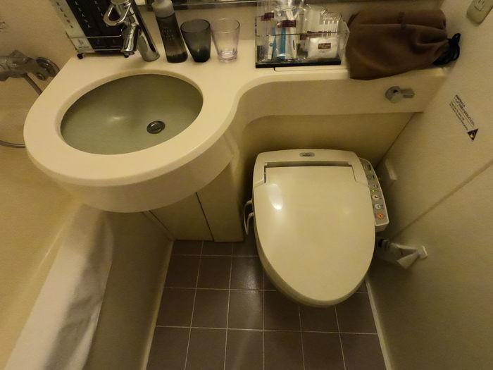 三井ガーデンホテル熊本 バスルーム