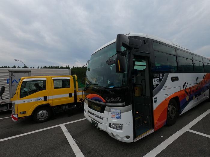 九州産交バス りんどう号 セレガ