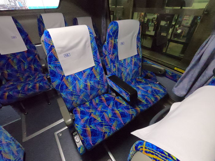 長崎県営バス 出島号 エアロエース