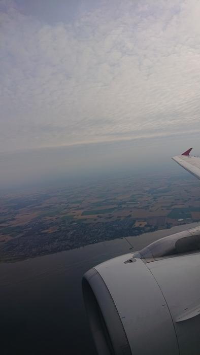 オーストリア航空 OS301便