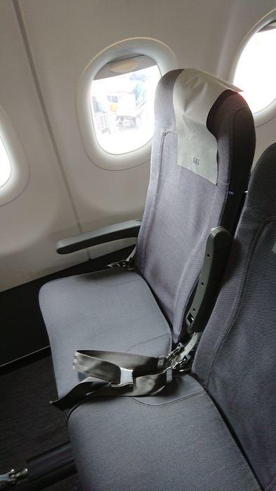 スカンジナビア航空 SK675便 SAS Plus