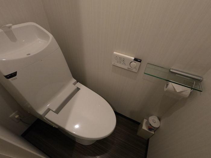 エスペリアホテル長崎 バスルーム