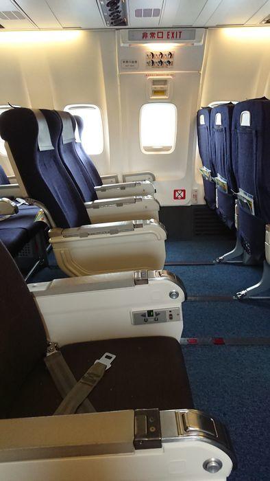 ANA NH2141便 B737-500