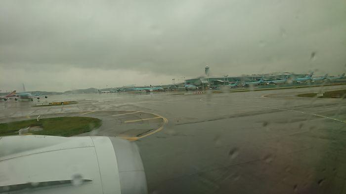 大韓航空 KE788便