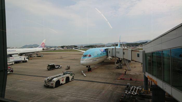 大韓航空 B787-9 KE788便