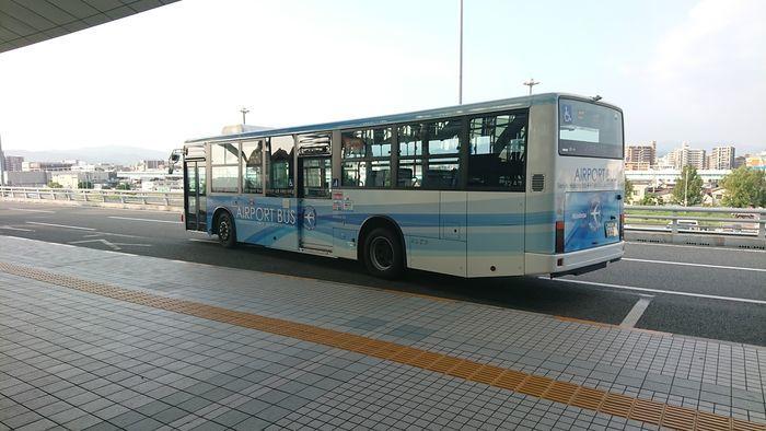 西鉄バス Fukuoka Airport Bus