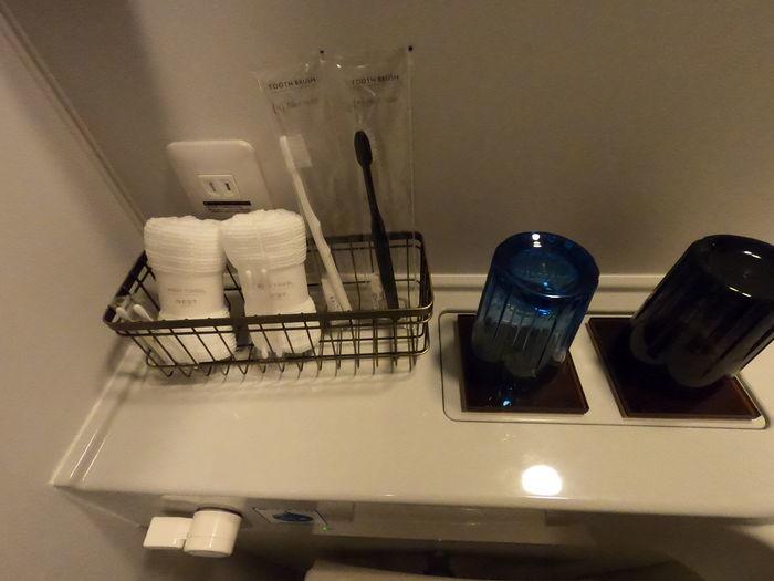 ネストホテル博多駅前 ダブルルーム バスルーム