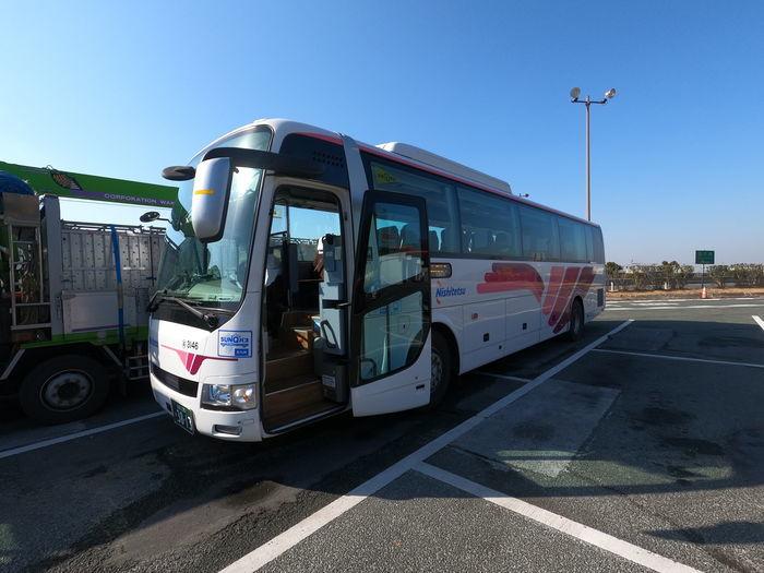 西鉄バス 桜島号 エアロエース