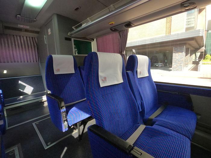 JR九州バス 桜島号 エアロエース