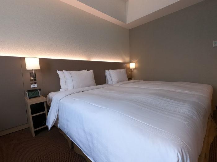 ザロイヤルパークホテル福岡 ハリウッドツイン