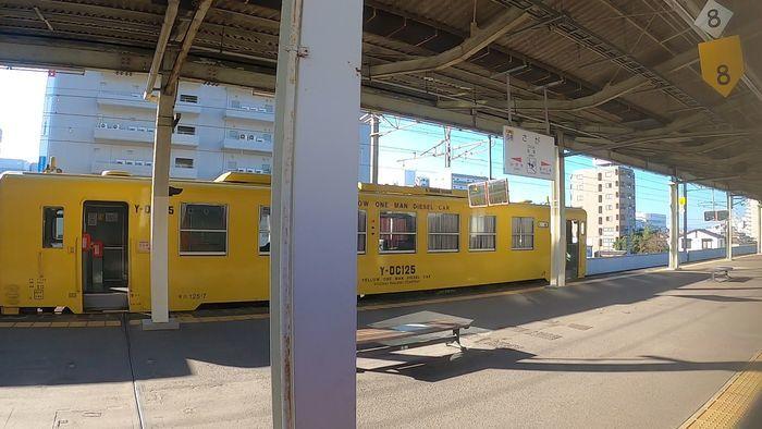 特急ハウステンボス 佐賀駅
