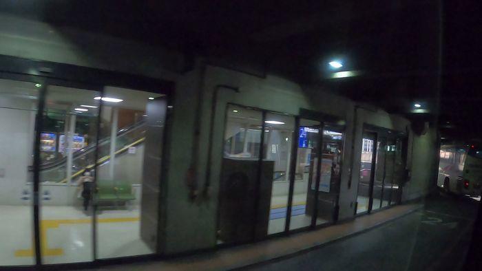西肥バス ハウステンボス線 車窓