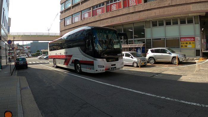 九州急行バス 九州号 ガーラ