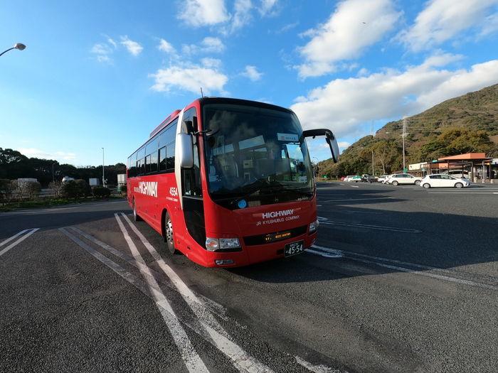 JR九州バス 広福ライナー エアロエース