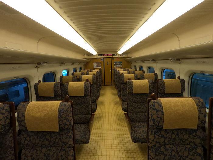 九州新幹線 つばめ317号 800系 指定席