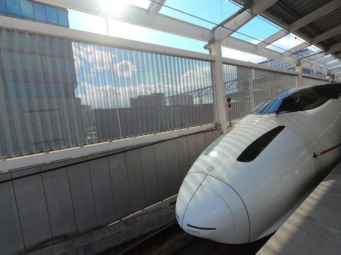 九州新幹線 つばめ 800系