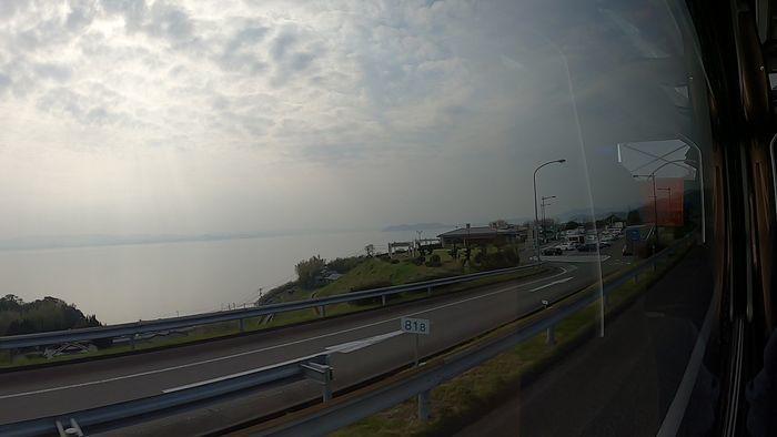 ユタカライナー 大村湾