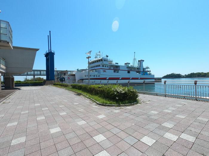 島原港フェリーターミナル