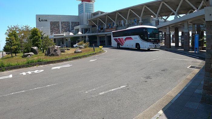 西鉄バス 島原号