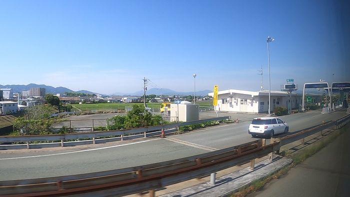 島原号 車窓