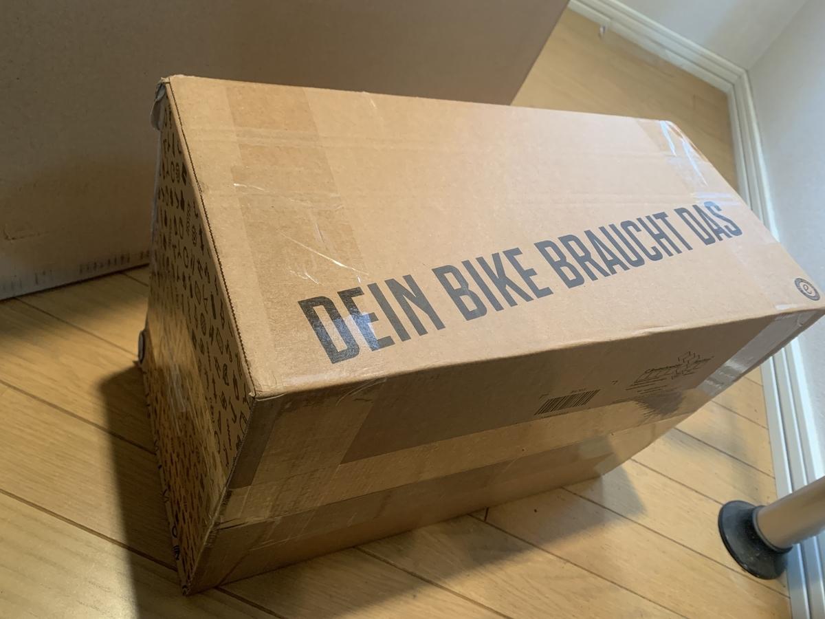 bike-components ダンボール