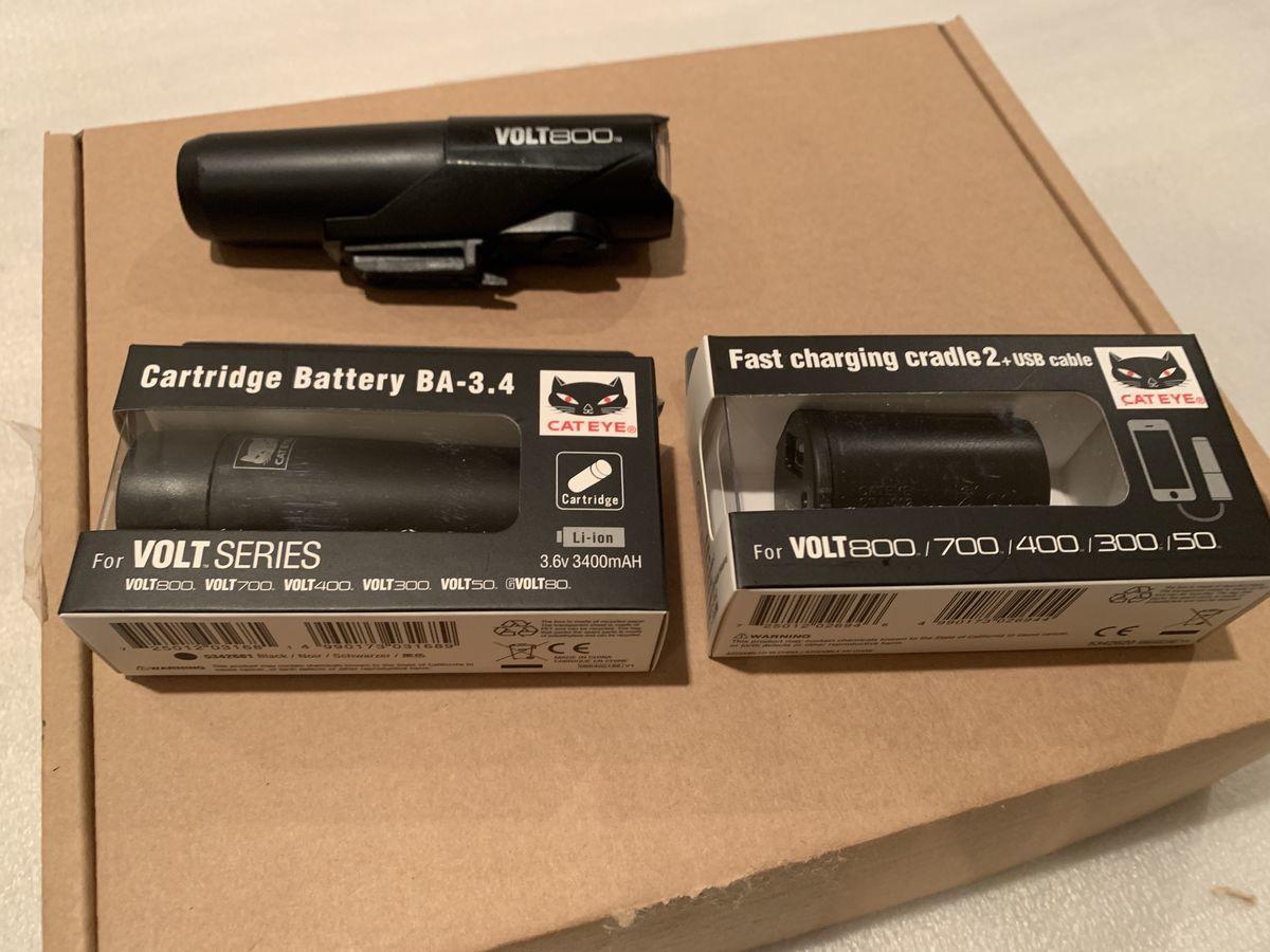 VOLT バッテリー