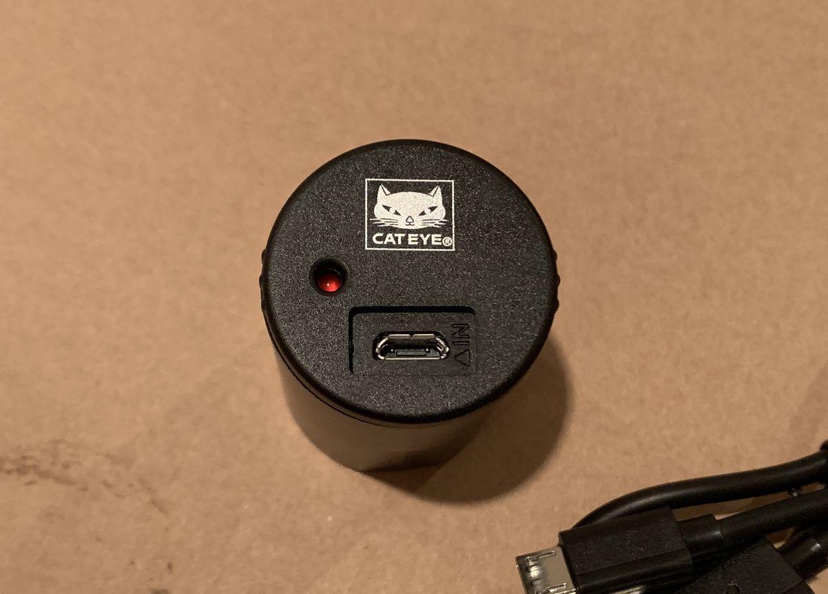 充電ポート