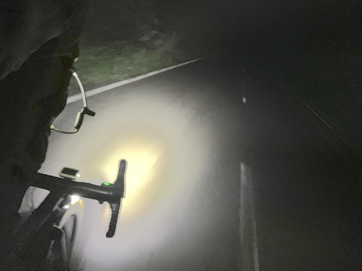 ヘッドライト フロント
