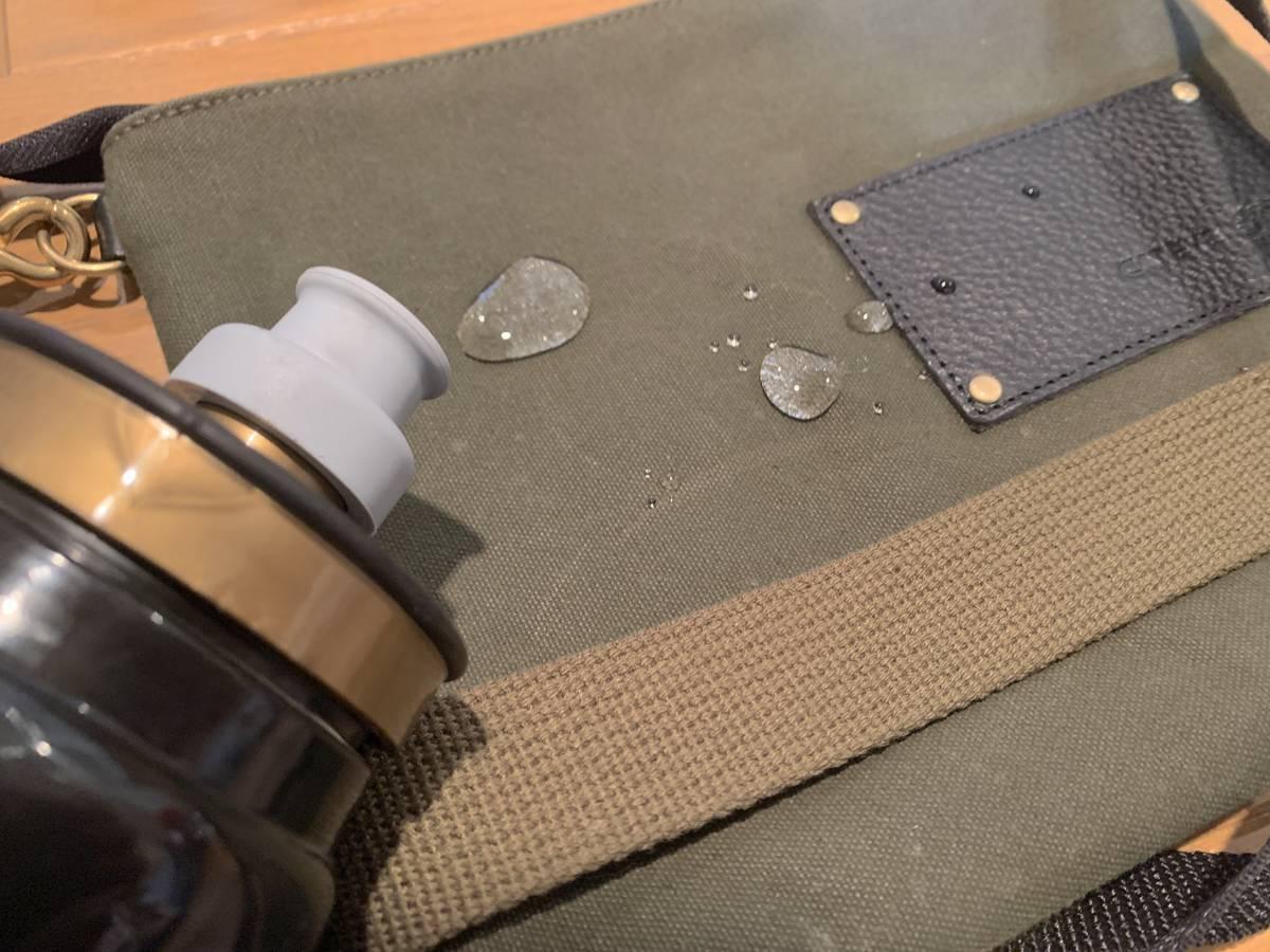 防水加工 帆布