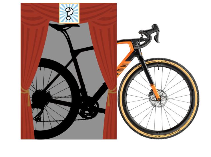 シルエットクイズ ロードバイク