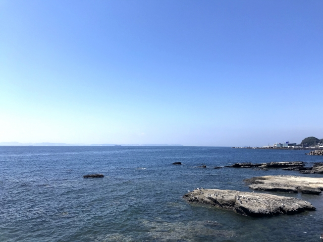 千葉の海岸