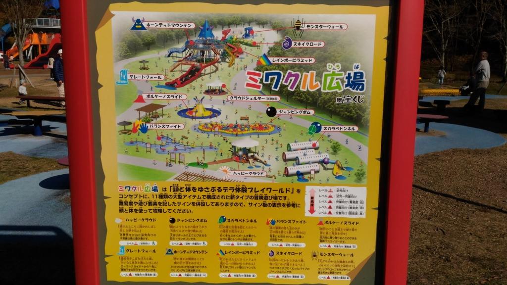岐阜ファミリーパークミワクル広場