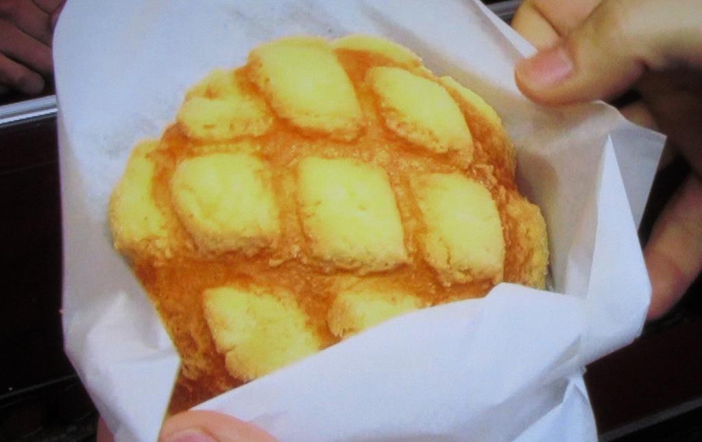 メロン・ドゥ・メロンのメロンパン