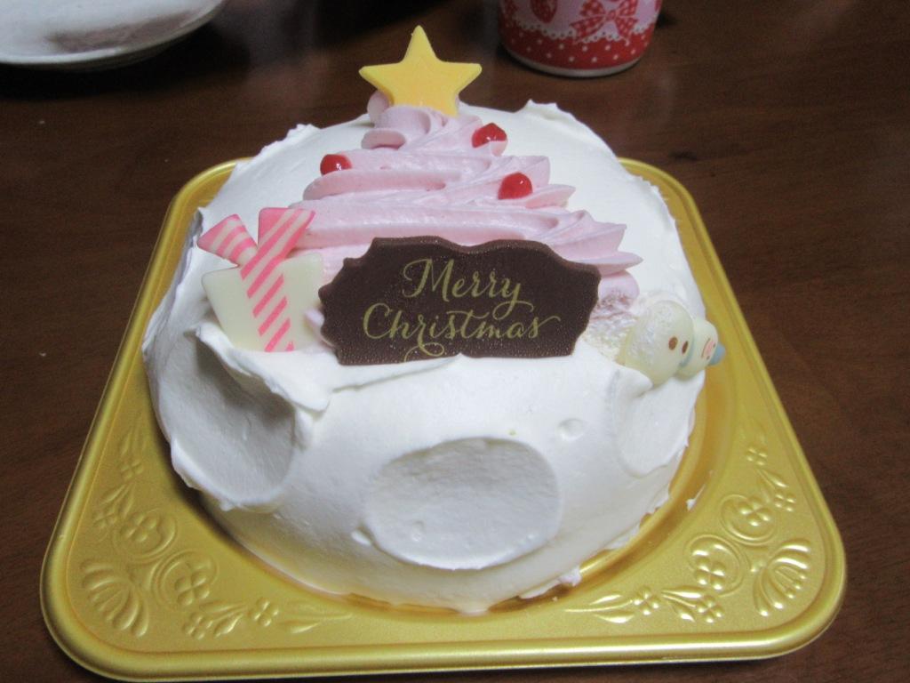 セブンイレブンクリスマス2016 かまくらケーキ
