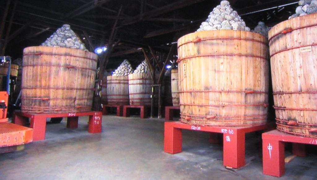 カクキュー八丁味噌の郷 工場見学
