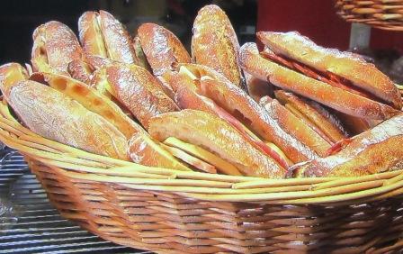 とんちんのパン