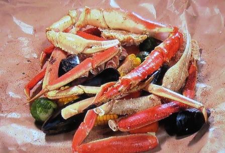クラスティクラブ(The crusty crab)