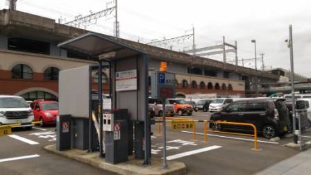 岐阜駅東駐車場(第2)