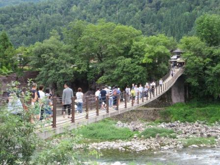 世界遺産白川郷観光