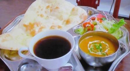バングラキッチンのカレーモーニング